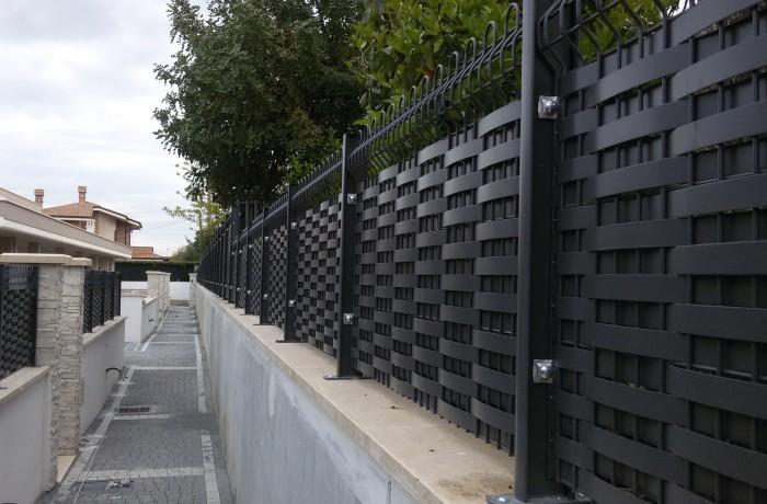 Recinzione roma® Privacy
