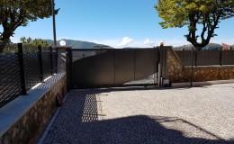 recinzione privacy roma